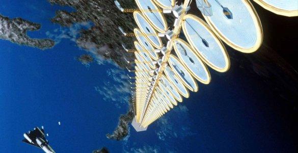 Sun tower