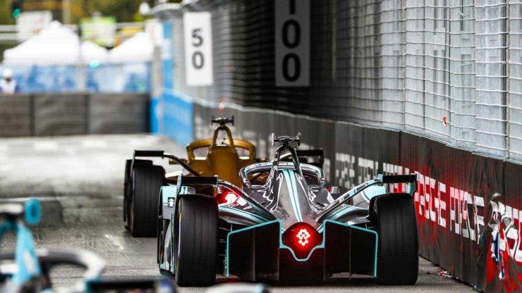 La Formule E fait son cinéma à Cannes