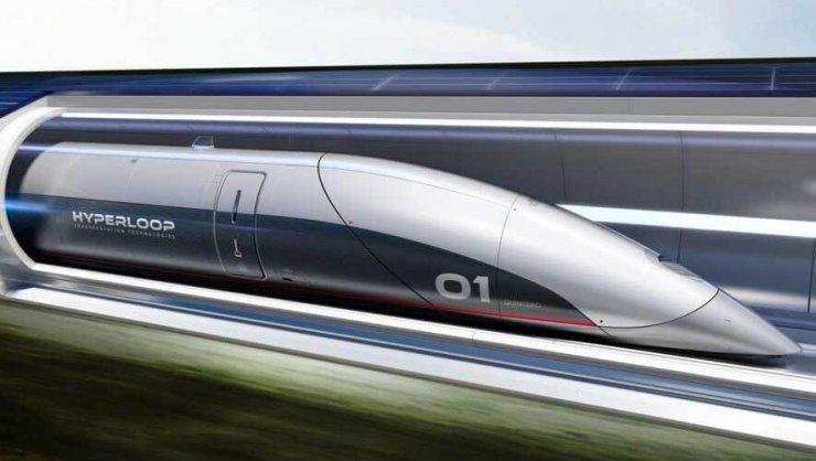 Hyperloop : une première piste d'essai à Toulouse