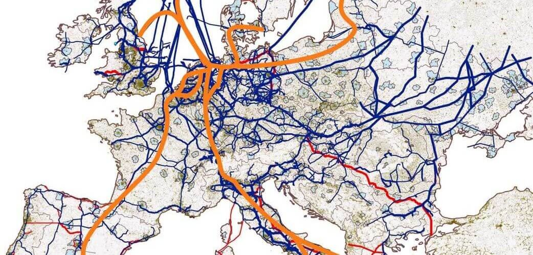 Manifeste : 50 % d'hydrogène en Europe en 2050
