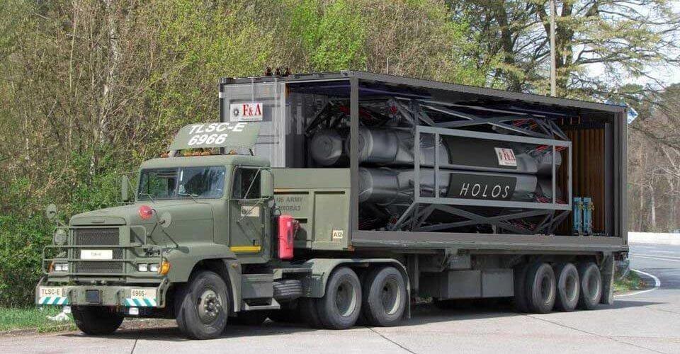 Des mini réacteurs nucléaires pour les bases de l'armée américaine