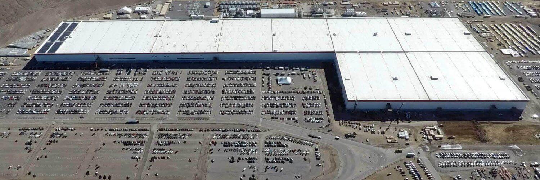 Tesla-Gigafactory