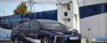 Pour Toyota, la voiture à hydrogène sera compétitive dans quelques années