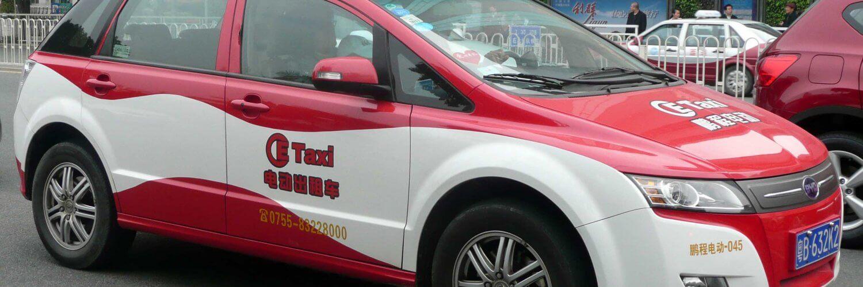 La voiture électrique amorce un recul en Chine