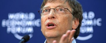 Bill Gates Wikimedia Commons