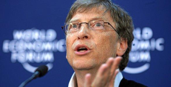Bill Gates Wikimedia Commons