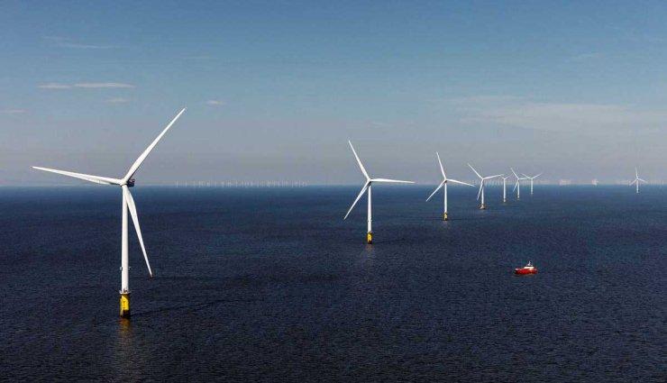 La France ne veut pas de l'éolien marin