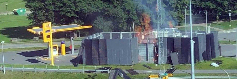 Explosion dans une station d'hydrogène en Norvège