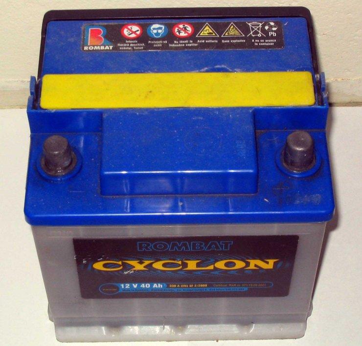 Le retour des batteries au plomb