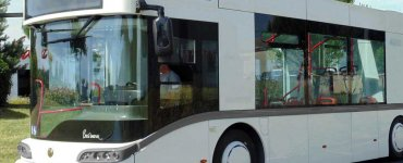 Safra Bus Hydrogene