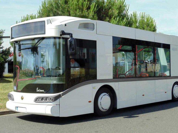 Le premier autobus à hydrogène 100% français est entré en service