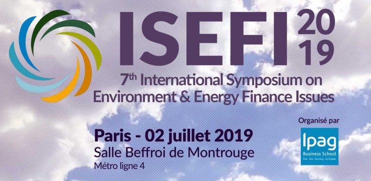 Transitions & Energies, partenaire des Rencontres du Financement de la Transition Energétique (ISEFI) du 2 juillet