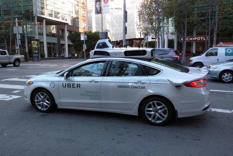 Voiture Autonome Uber Wikimedia