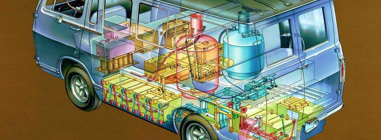 Un million de véhicules à hydrogène sur les routes californiennes dans dix ans