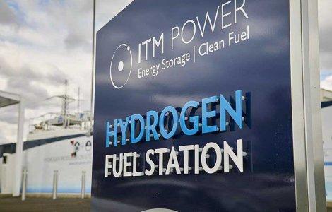 Station service hydrogène Wikimedia Commons