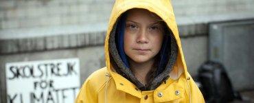 Greta Thunberg se trompe de cible