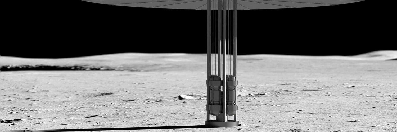 Un réacteur nucléaire miniaturisé pour alimenter les colonies humaines sur la Lune et sur Mars