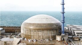 Chantier réacteur nucléaire EPR Flamanville