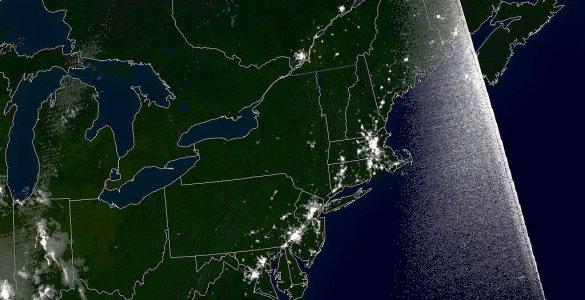 Blackout en Amérique du nord en 2003