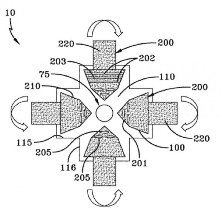 Un brevet de la marine américaine sur un réacteur nucléaire à fusion