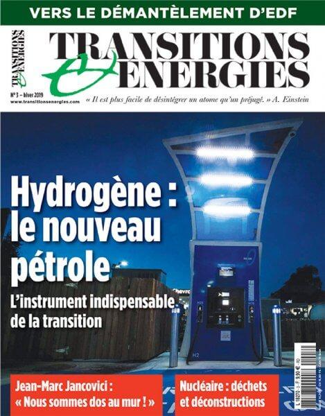 La Commission européenne passe à son tour à l'hydrogène