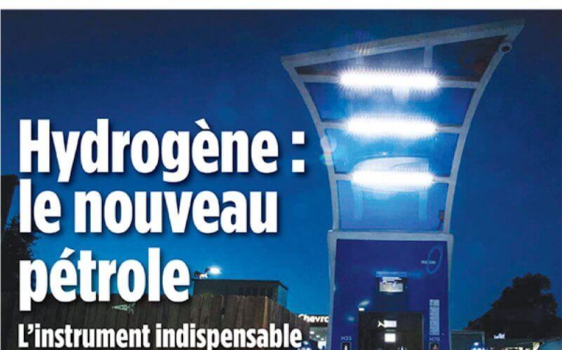 Quand le gouvernement français redécouvre l'hydrogène