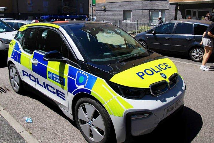La police anglaise juge «inutilisables» ces voitures électriques