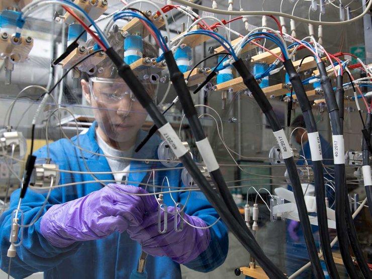 IBM invente une batterie sans métaux lourds