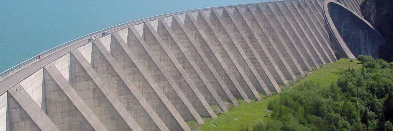 Les barrages français à un niveau historique de remplissage