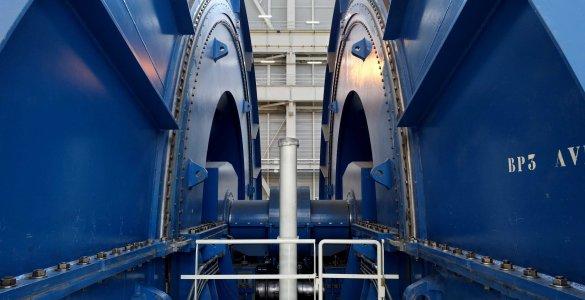 Turbine EPR Flamanville
