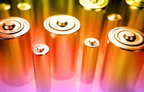 Batteries illustration