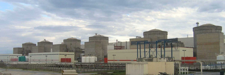 Centrale nucléaire Gravelines wikimedia commons