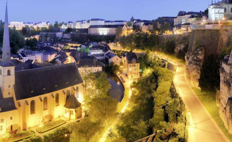 Luxembourg ville Wikimedia Commons