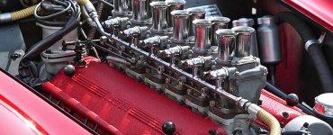 Moteur V12 d'une Ferrari 250 Testa Rossa Wikimedia Commons