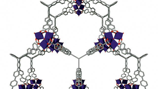 Schéma éponge hydrogène Northwestern University DR