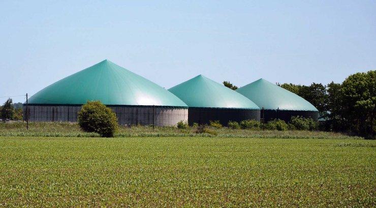 Usine Production Biogaz Wremen Allemagne Wikimedia Commons