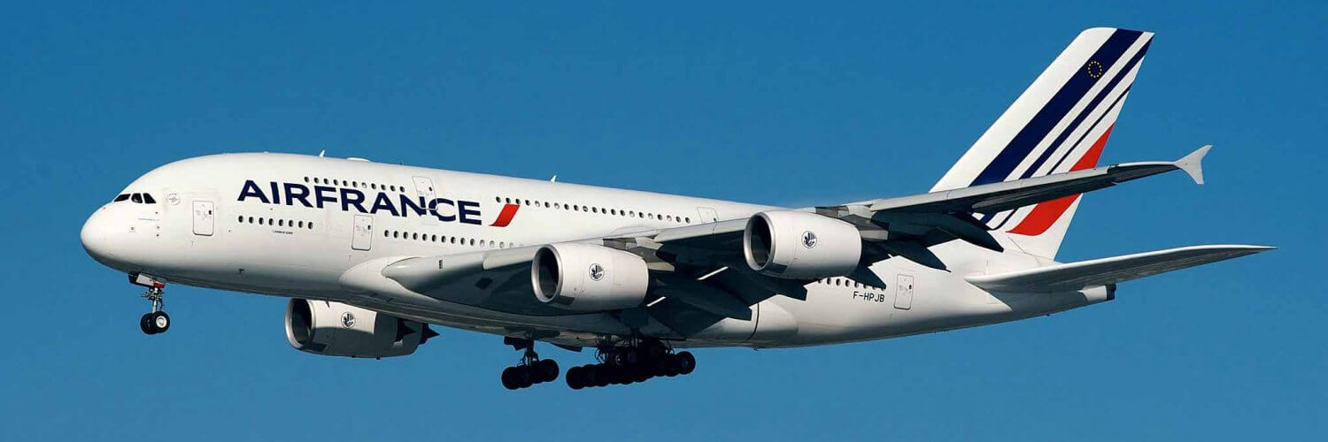 Air France Airbus A380-800 Wikimedia Commons