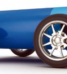 Batteries sur roues