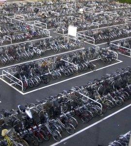 Parking Vélo Japon Wikimedia Commons