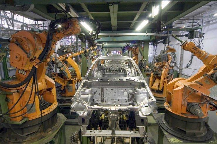 Robots automobiles Wikimedia Commons