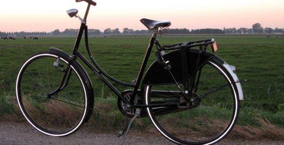 Velo hollandais Wikimedia Commons