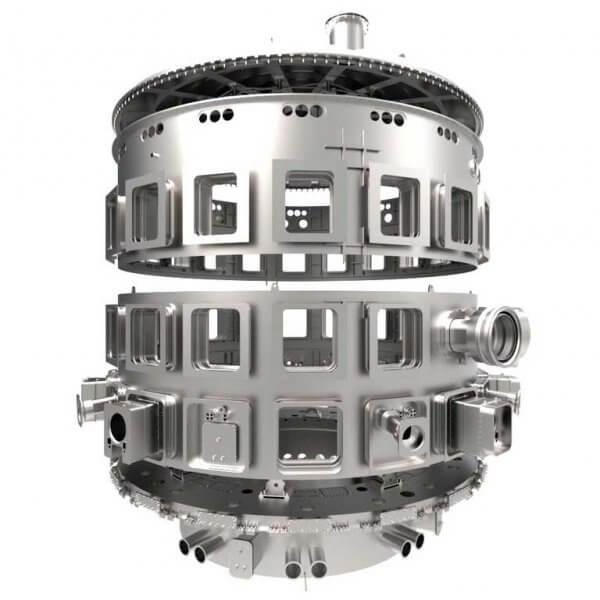 Cryostat ITER Copyright Iter