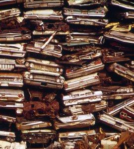 Casse automobile Etats-Unis Wikimedia Commons