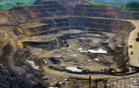 Mine de cobalt RDC