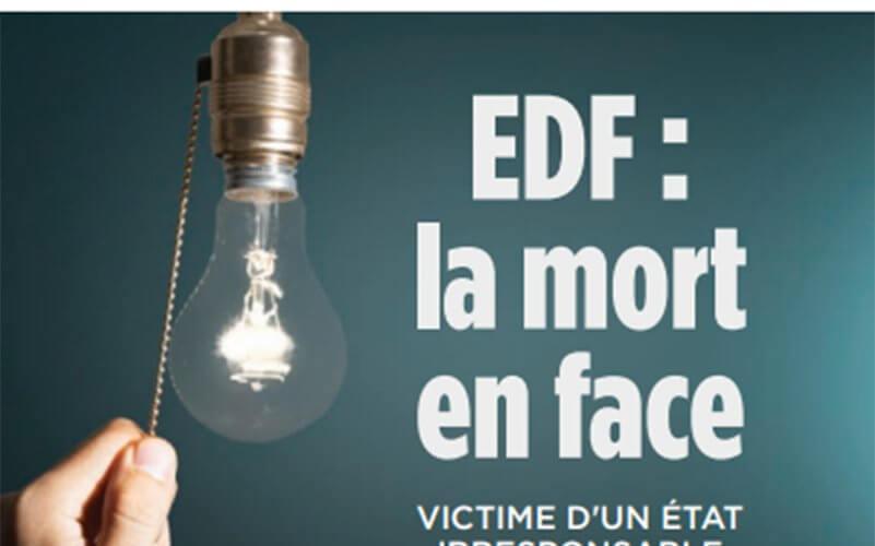 L'Etat va devoir recapitaliser rapidement EDF