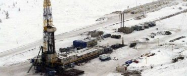 Installation petrolière russe