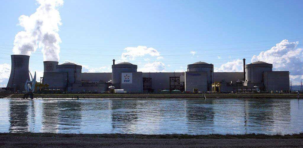 La centrale nucléaire de Tricastin