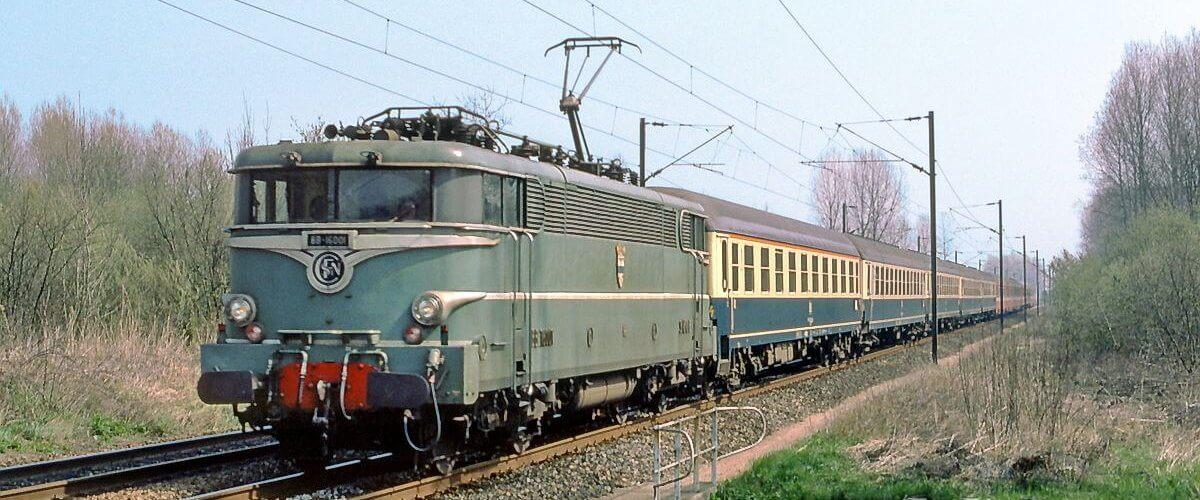 Rame BB SNCF