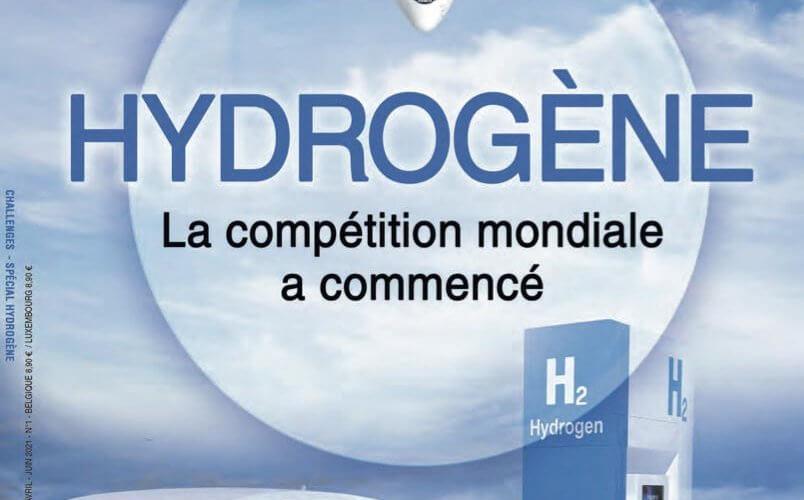 Transitions & Energies s'associe à Challenges dans un numéro spécial Hydrogène