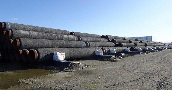 Nord Stream 2 Wikimedia Commons